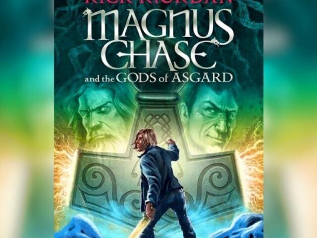 Magnus Chase e os Deuses de Asgard 2