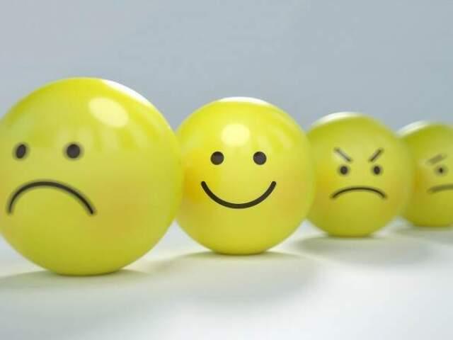 Qual é o seu humor de hoje?