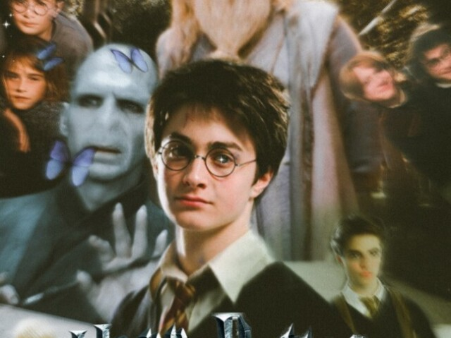 Teste Hardcore sobre Harry Potter