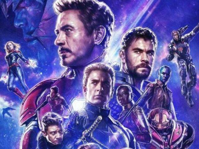 Você conhece bem os heróis da Marvel?