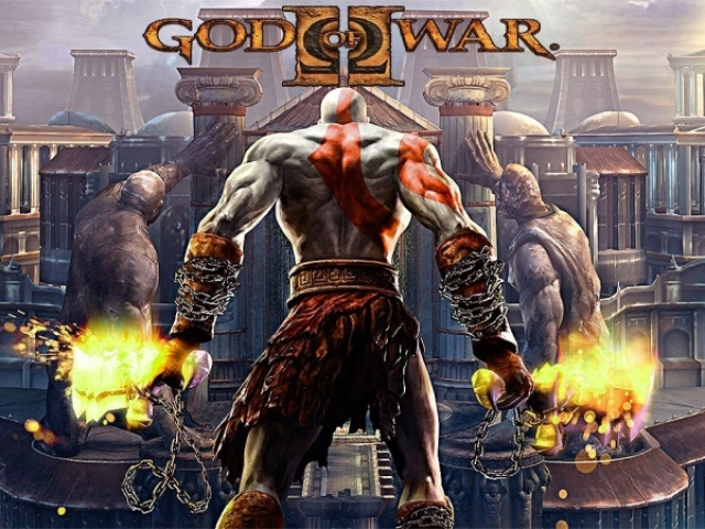 Quiz de God Of War (Médio/Difícil)