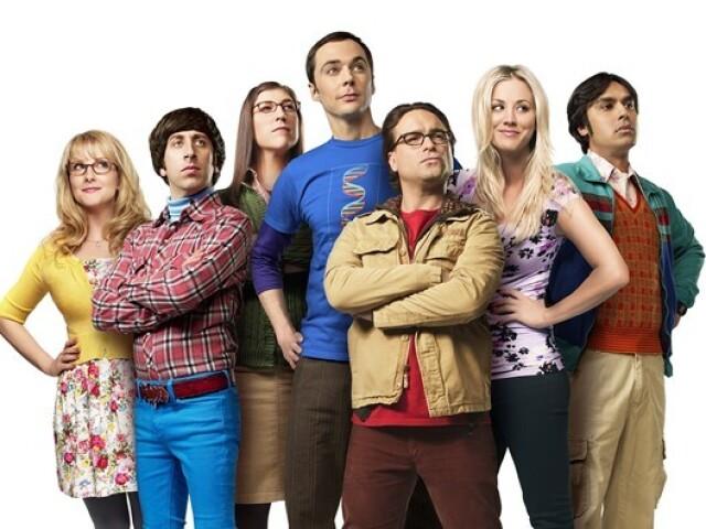 Você realmente conhece The Big Bang Theory?