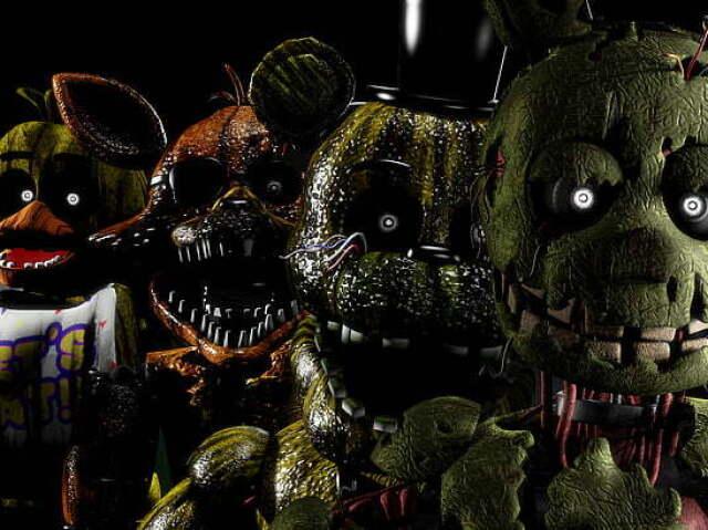 Você sabe tudo sobre Five Nights at Freddy's 3?