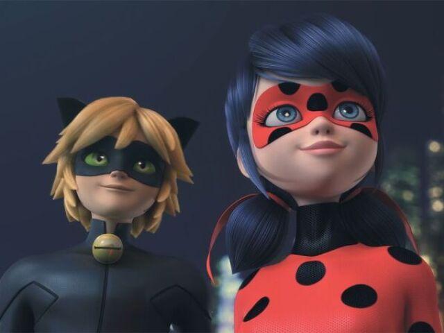 Você conhece todos de Miraculous Ladybug-Pessoas