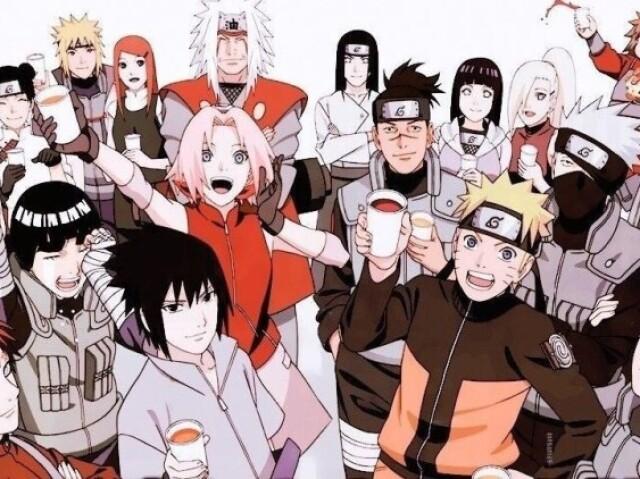 Perguntas de Naruto (nível médio)