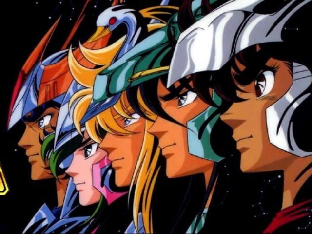 Quem você seria em 'Os Cavaleiros do Zodíaco'?