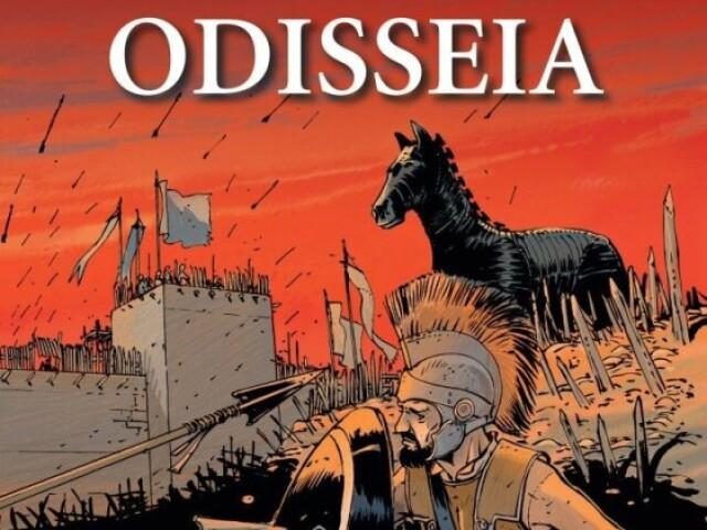 """Você conhece o livro """"Odisseia""""?"""