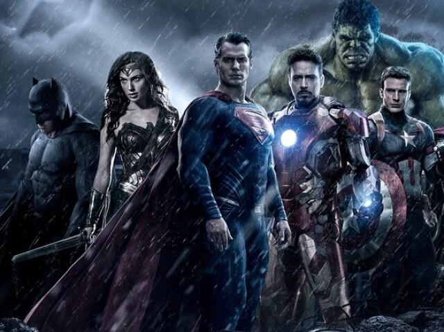 Quem você seria em um filme de Super-heróis?