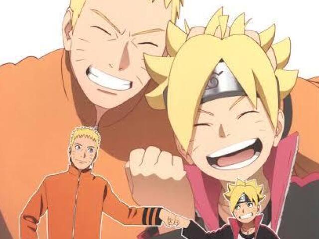 Quem seria seu filho/a/u nos animes?