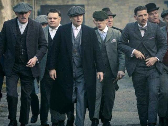 Você conhece os Peaky Blinders?