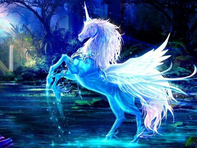 Vc é mais unicornio ou alicornio