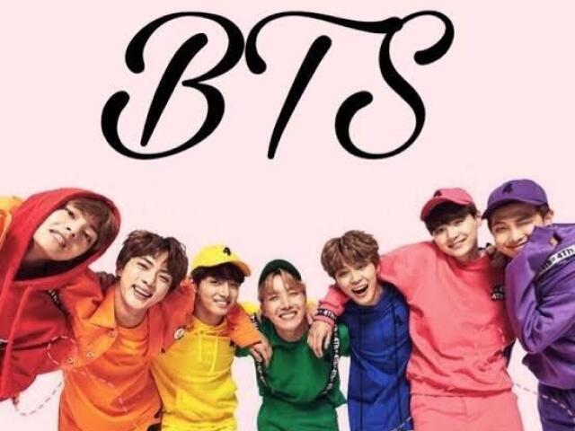 Será que você conhece mesmo os BTS? (fácil)