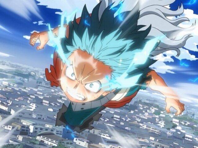 Qual seria seu poder nos animes?