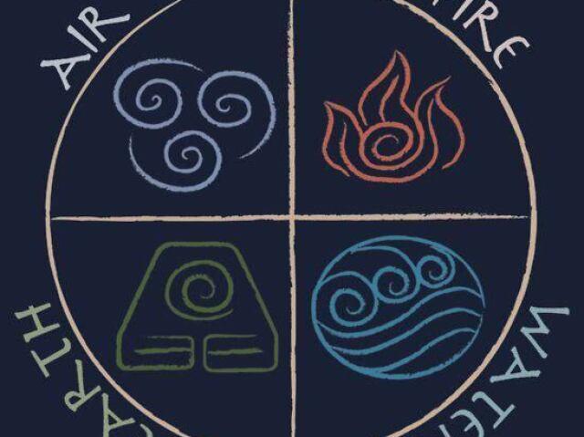 Avatar: Descubra seu elemento