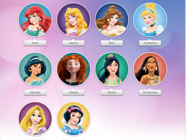 Qual princesa da Disney deveria ser sua BFF!?