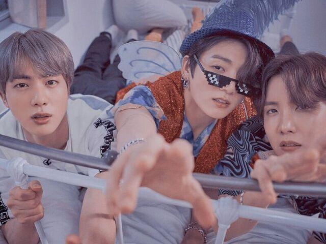 Escolha um membro de cada grupo e falarei qual o nome do grupo de K-pop que você participaria!!!