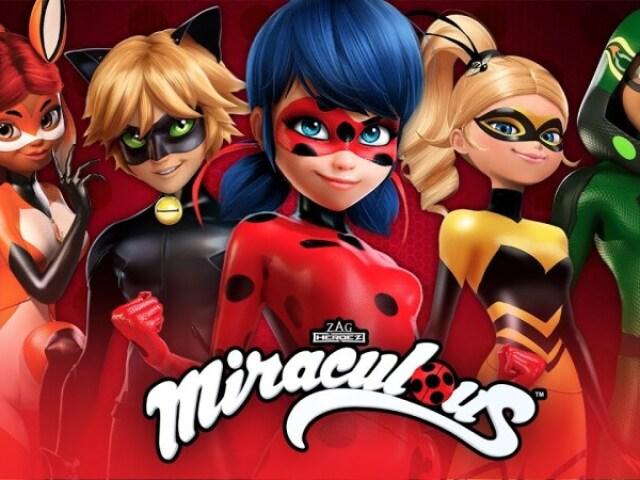 """Você realmente conhece """"Miraculous: As Aventuras de LadyBug""""?"""