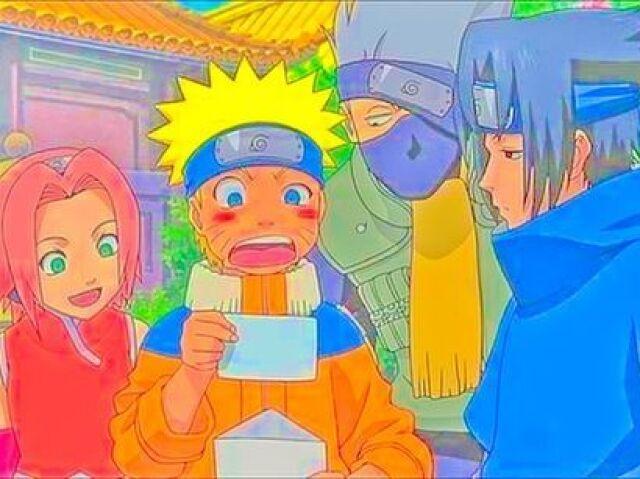 Naruto | Quiz :D