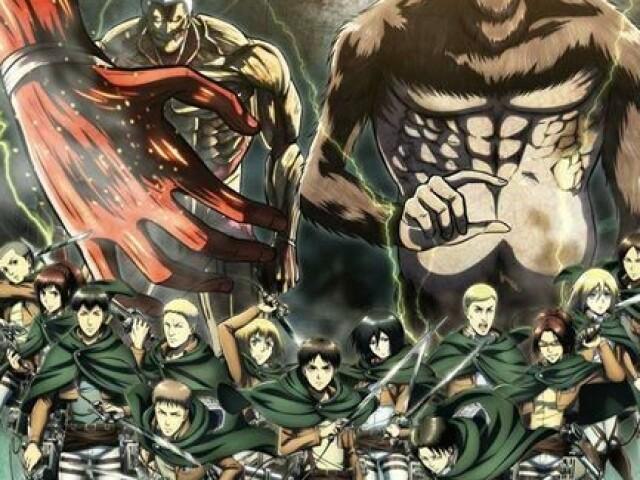 Você conhece mesmo Shingeki no Kyojin?
