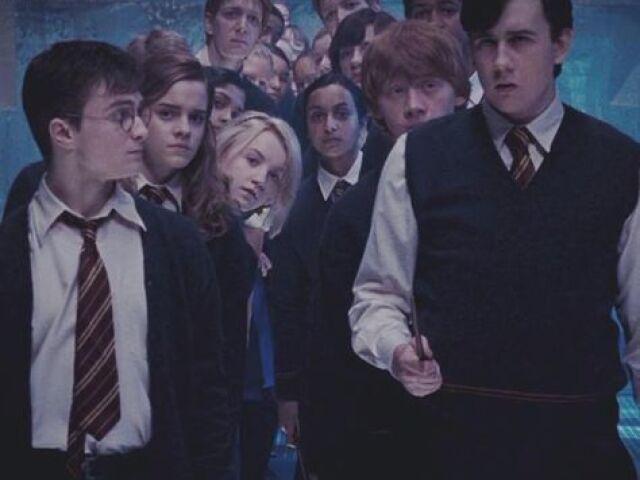 Vou tentar adivinhar seu personagem favorito em Harry Potter!