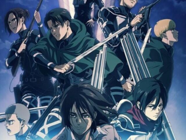 Quem seria seu parente em shingeki no Kyojin?