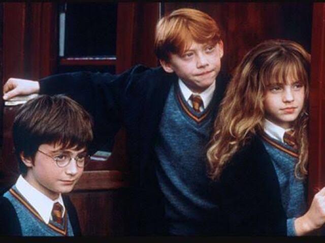 Você consegue adivinhar esses personagens de Harry Potter e a Pedra Filosofal?