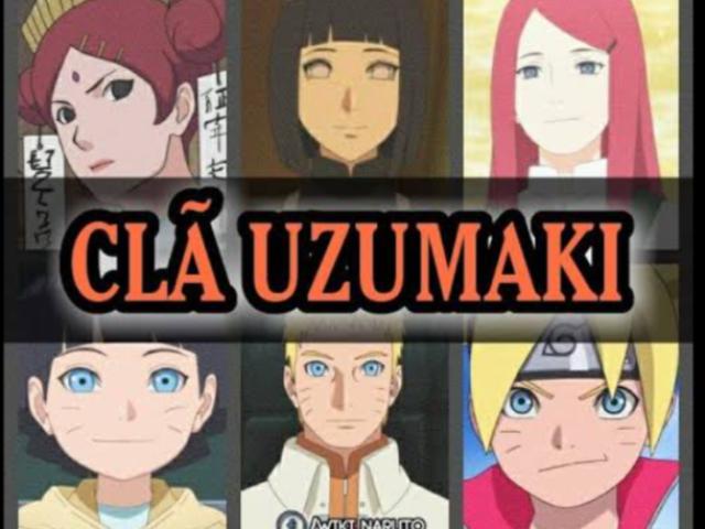 Quem do clã Uzumaki você seria?