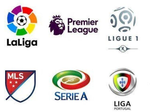 Qual das 4 grandes ligas da Europa você prefere?