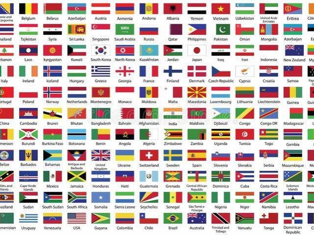 Acerte o significado das bandeiras!