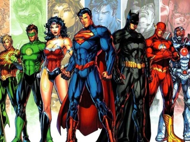 Você realmente é um expert quando o assunto é DC?