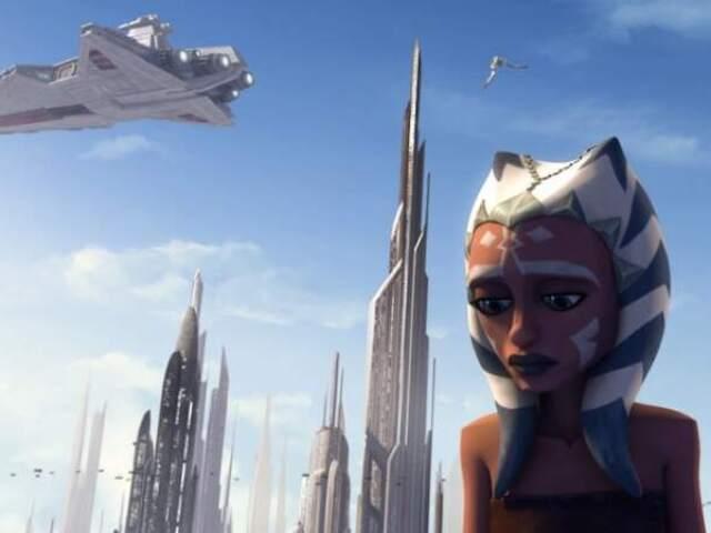 """Tu viste a 3º Temporada de """"Star Wars: The Clone Wars""""?"""
