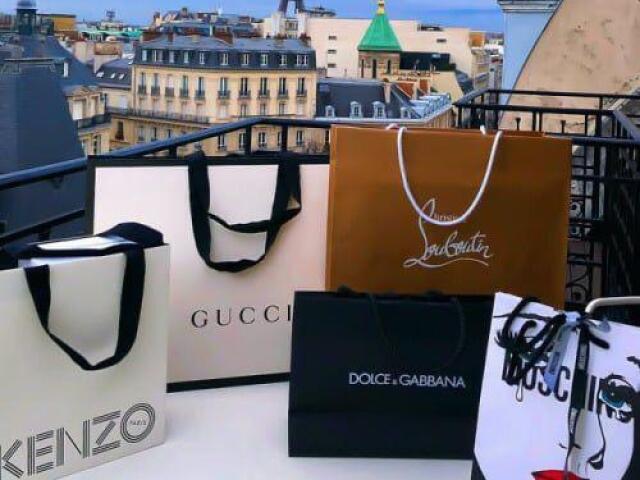 Monte seu dia de compras! 💐
