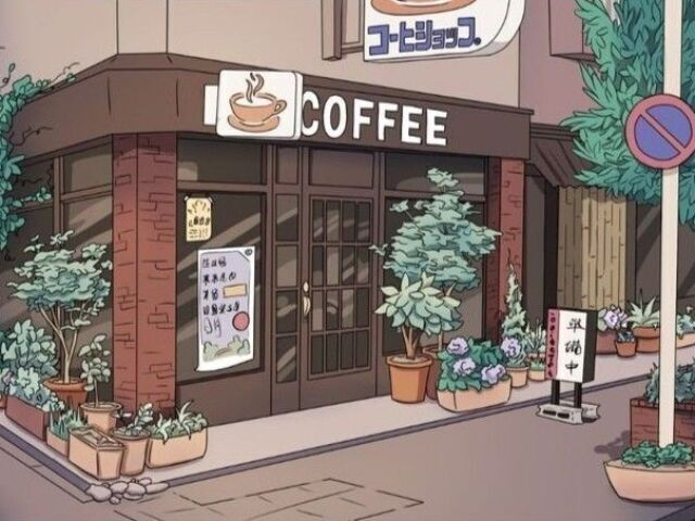 ✧ Monte sua cafeteria! ✧