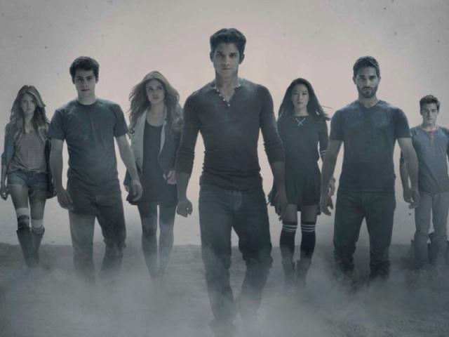 Quem você seria em Teen Wolf? 💗🐺