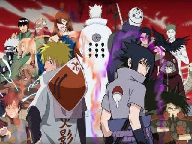 Que personagem de Naruto você seria?