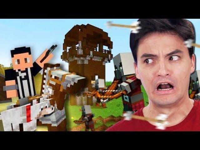 Qual pet você seria da saga Minecraft?