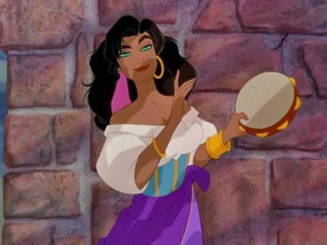 As princesas menos conhecidas da Disney