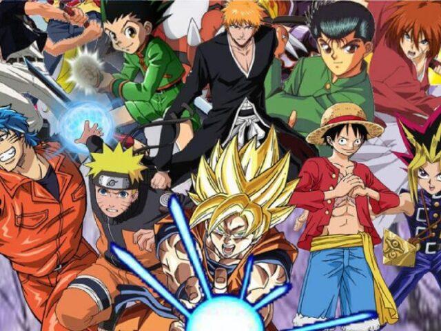 Qual é o anime?