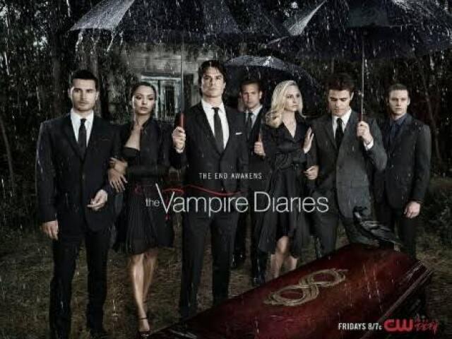 The Vampire Diaries - Quiz