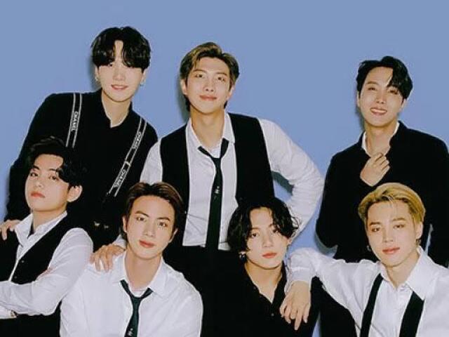 Com quem do BTS você teria um filho(a)?