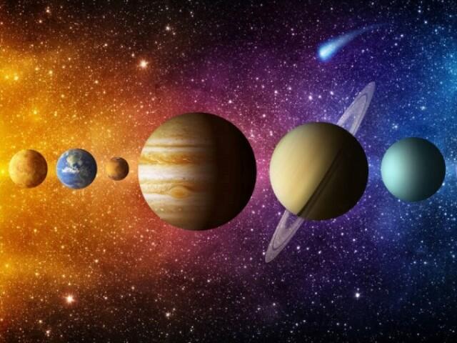 Testando os seus conhecimentos Sistema solar