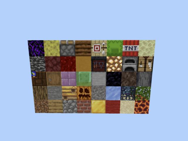 Minecraft: Você sabe que bloco é esse?