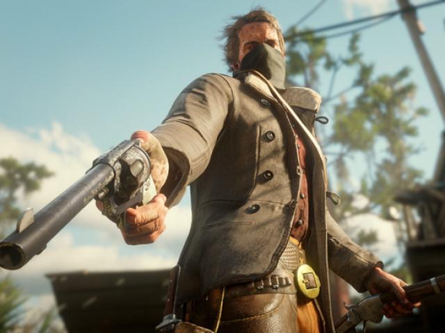 Quiz Red Dead Redemption 2 👍
