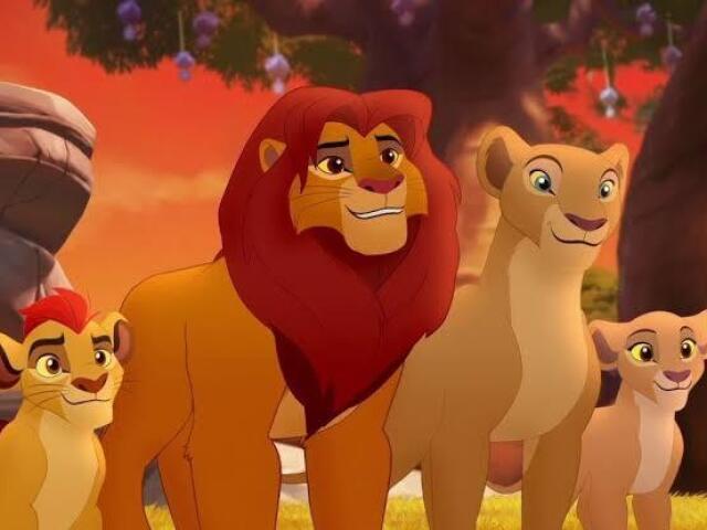 O quanto você sabe sobre o Rei Leão e a Guarda do Leão?