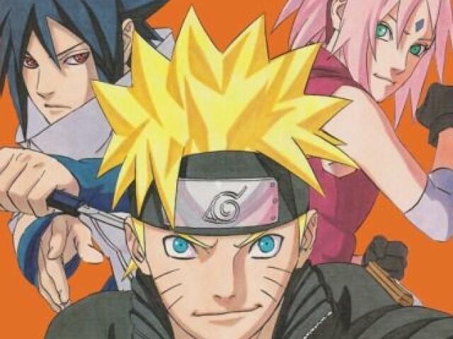 Quem seria seu discípulo em Naruto?