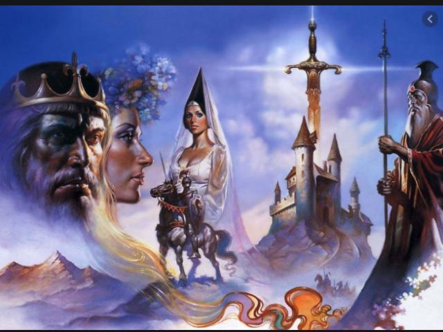 Quem você seria na Corte do Rei Arthur?