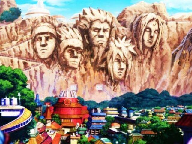 Qual seria sua vila em Naruto?
