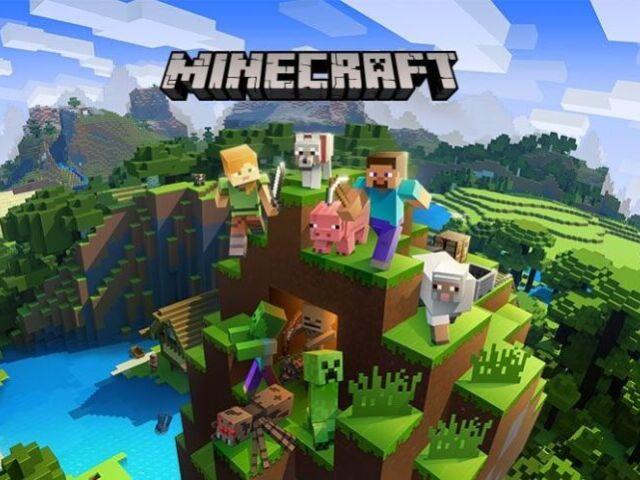 Qual é o mob do Minecraft?