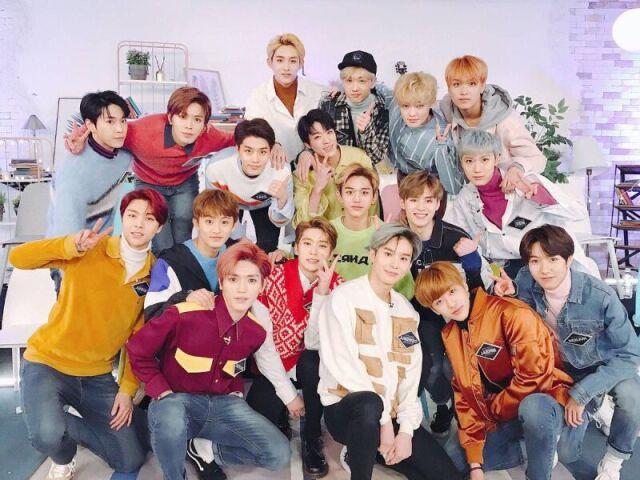 Você conhece todos os membros do NCT?
