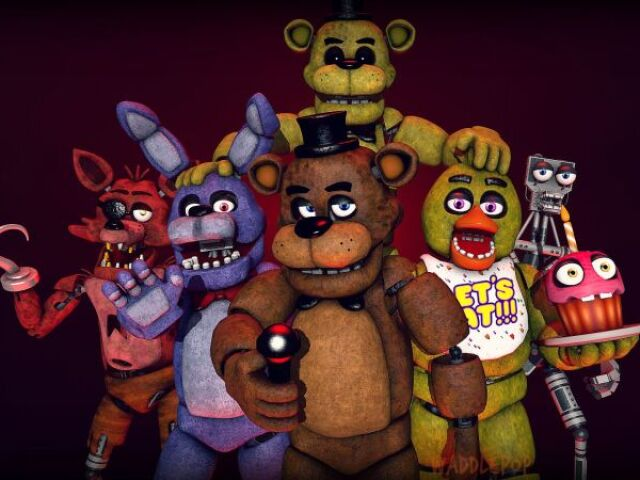 Especial Five Nights at Freddy's
